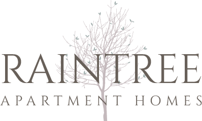 Raintree Apartment Homes logo